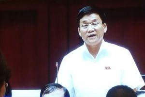 Giám đốc CA Nghệ An: Đã ăn lương nhà nước, tất cả yêu cầu của dân, ta phải làm