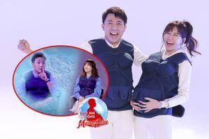 Bất chấp sóng truyền hình, Hari Won 'vạch' tật xấu của Trấn Thành khiến cô chưa muốn có con