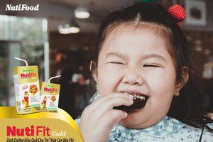 Tư vấn dinh dưỡng cho trẻ thừa cân, béo phì