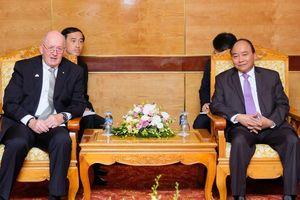Thủ tướng Nguyễn Xuân Phúc hội kiến Toàn quyền Australia