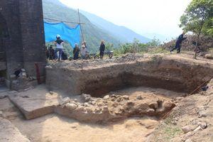 Khai quật tại di tích Hải Vân Quan: Xuất lộ nhiều dấu tích quan trọng