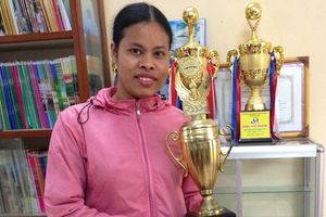 Cô giáo trẻ tâm huyết với thể thao học đường