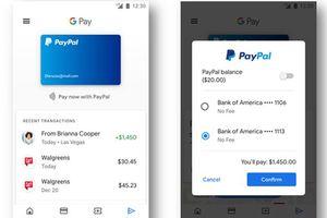 PayPal tích hợp sâu vào Google