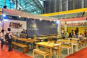 Ngành gỗ đẩy mạnh khai thác thị trường nội địa