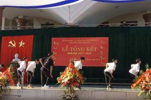 Màn sexy dance của nam sinh tại trường THPT Hải An: Nhảy dẻo hơn cả con gái