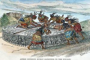 Tục giết người tế thần của người Aztec diễn ra thế nào?