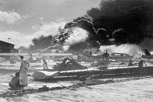Loạt ảnh ghi dấu các thảm kịch kinh hoàng nhất lịch sử