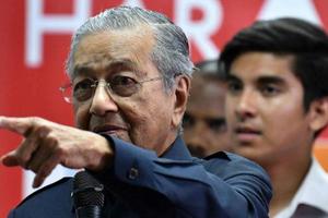 Mahathir Mohamad - Màn tái xuất ngoạn mục