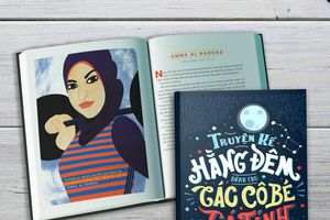 'Truyện kể hằng đêm dành cho các cô bé cá tính'-Cuốn sách nước ngoài hay nhất năm 2018 của Úc