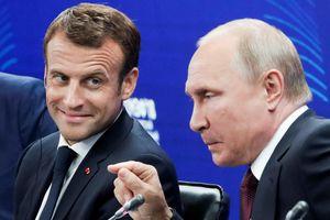 Nga-Pháp chia sẻ sự không đồng tình với ông Trump