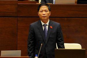 Bộ trưởng Trần Tuấn Anh: Xử đúng người, đúng tội đối với sai phạm tại 12 dự án yếu kém