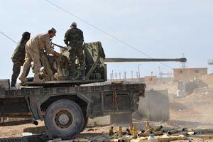 4 binh sĩ Nga thiệt mạng trong vụ pháo kích ở Syria