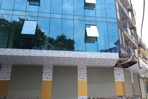 Cần cưỡng chế và xử lý nghiêm công trình vi phạm xây dựng