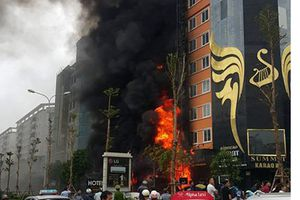 Hà Nội: Mở lại phiên xử vụ cháy quán karaoke khiến 13 người chết