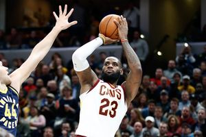 8 lần liên tiếp vào chung kết, LeBron James xứng danh vua của NBA