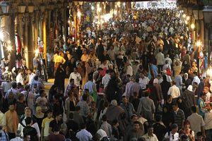 Bất ngờ cuộc sống nhộn nhịp ở thủ đô Damascus trước chiến tranh