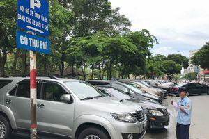 Loạn giá giữ ô tô ở TP.HCM