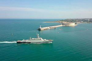Tạp chí Focus: Nga biến Crimea thành 'pháo đài bất khả xâm phạm'