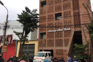 Nghi án nam thanh niên sát hại nhân viên quán massage rồi tự sát