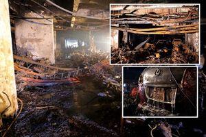 Khởi tố vụ án cháy chung cư Carina Plaza