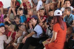 Những mảnh đời bất hạnh ở Trung tâm Bảo trợ xã hội Madagui