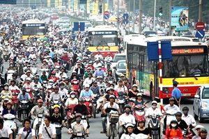 Hà Nội và TP.HCM không nằm trong top 7 thành phố có giao thông tệ nhất thế giới
