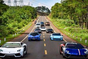 Hành trình siêu xe Car Passion: Không chỉ là đam mê siêu xe
