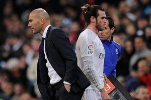Xích mích với Zidane, Gareth Bale cân nhắc chuyện gia nhập Man United