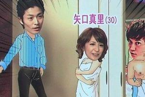 4 năm sau scandal bị chồng bắt quả tang 'mây mưa' với bồ, sao Nhật tái hôn