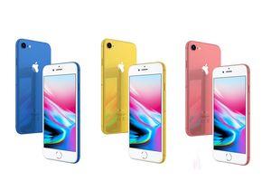 iPhone 2018 sẽ có 3 màu mới và đây là gợi ý cho bạn