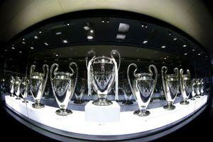 Lập kỷ lục Champions League, Real hết chỗ để cúp