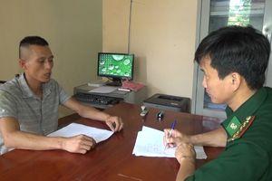BĐBP Quảng Trị liên tiếp bắt nhiều vụ buôn lậu qua biên giới
