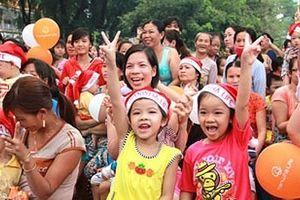 'Lắng nghe trẻ em bằng trái tim, bảo vệ trẻ em bằng hành động'