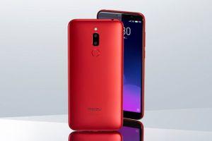 Meizu ra mắt smartphone camera kép, màn hình FullView, giá gần 3 triệu