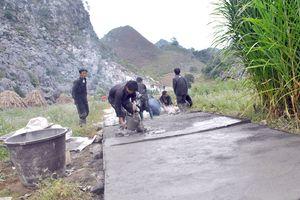 Đồng Văn (Hà Giang): Hàng loạt sai phạm trong xây dựng nông thôn mới