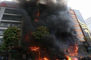 Hà Nội: Tuyên án vụ cháy quán karaoke đường Trần Thái Tông khiến 13 người chết