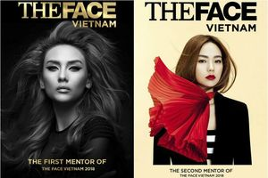 The Face 2018: Chưa bắt đầu đã bùng nổ 'drama' Võ Hoàng Yến - Minh Hằng