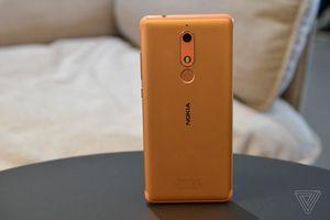 Nokia 5.1, 3.1 và 2.1 giá rẻ trình làng, giá từ 115 USD