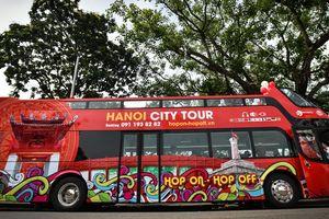 Mỗi chiếc buýt 2 tầng, mui trần ở Hà Nội giá hơn 6 tỷ