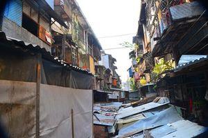 Nha Trang: Kinh hoàng chung cư 'ổ chuột' chợ Đầm