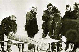 Thế giới bị sốc khi Liên Xô chinh phục xong Bắc Cực