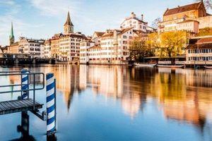 10 thành phố trả lương cao nhất thế giới