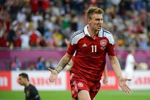 Fan Đan Mạch kêu gọi hoãn World Cup 2018 vì 'Chúa tể' Nicklas Bendtner