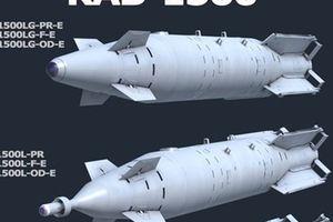 Lực lượng nổi dậy Syria run rẩy vì bom KAB-1500