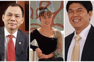 TOP 10 đại gia chứng khoán giàu nhất Việt Nam thay đổi thế nào?