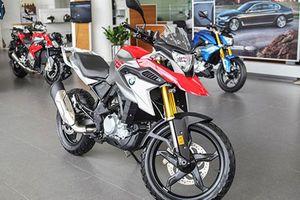 Loạt môtô phân khối lớn BMW giảm giá 'đấu' Honda VN