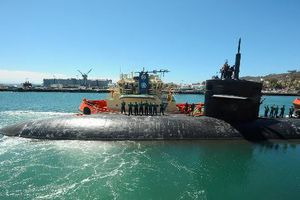 Tàu ngầm hạt nhân Nga-Mỹ: Ai mới là vua? (2)