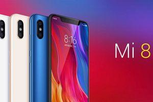 Xiaomi Mi 8 ra mắt: Snapdragon 845, nhận diện khuôn mặt 3D, Camera AI, MIUI 10 và giá chỉ từ 9.5 triệu