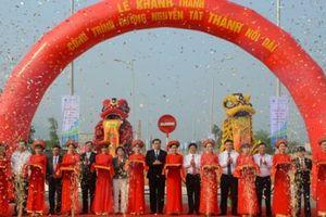 Đà Nẵng: Khánh thành tuyến đường Nguyễn Tất Thành nối dài, đầu tư từ nguồn vốn ODA