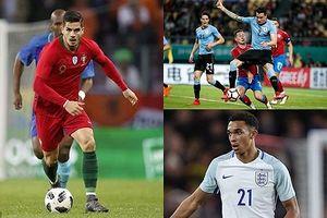 12 cầu thủ U23 hứa hẹn 'lên đời' tại World Cup 2018
